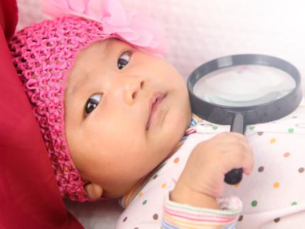 NO SECRET BABY DECODER RINGS