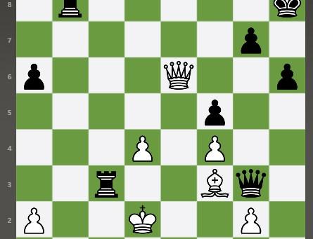 Desafio de Xadrez