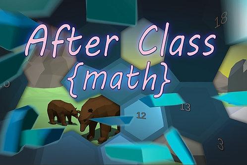 After Class {math}