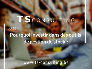 Pourquoi investir dans des outils de gestion de stock ?