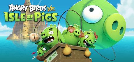Angry Birds VR: L'île aux cochons