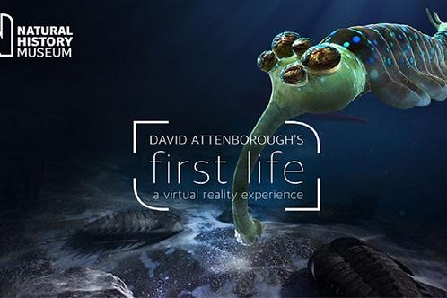 David Attenborough's First Life VR