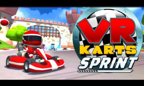 VR Karts : Sprint