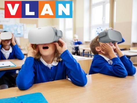 Vlan : La réalité virtuelle accessible à l'éducation