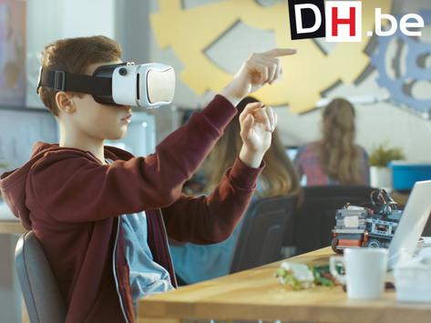 La DH : educaVR : la réalité virtuelle à l'école