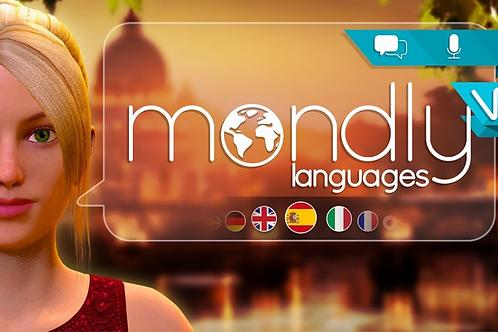 Mondly Language VR