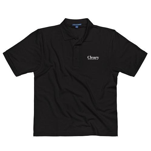 Cleary Strategies Men's Polo - Dark