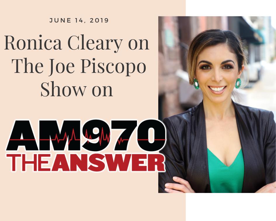 Joe Piscopo Show AM 970 The Answer