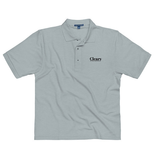 Cleary Strategies Men's Polo - Light