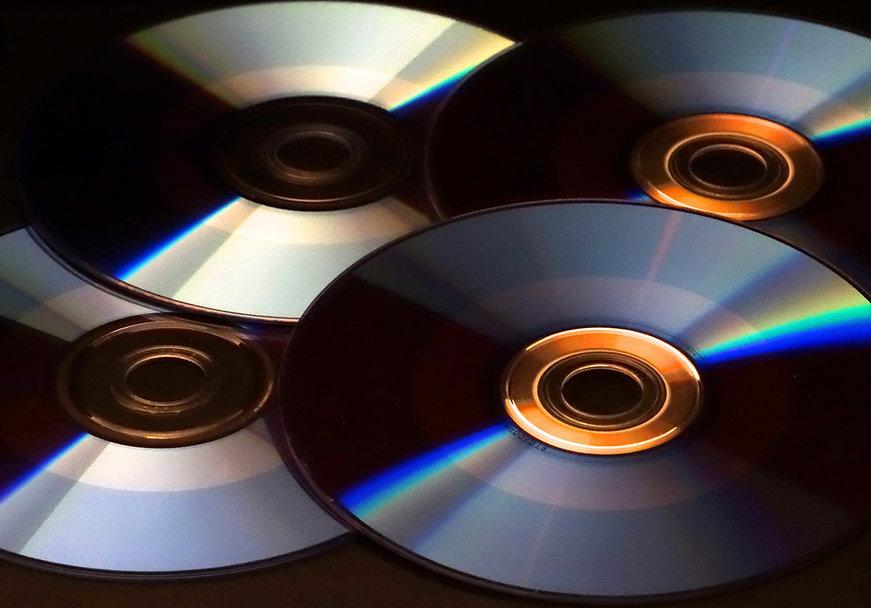 Computerized DVD Duplication