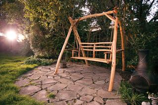 Greenwood Bench Swing