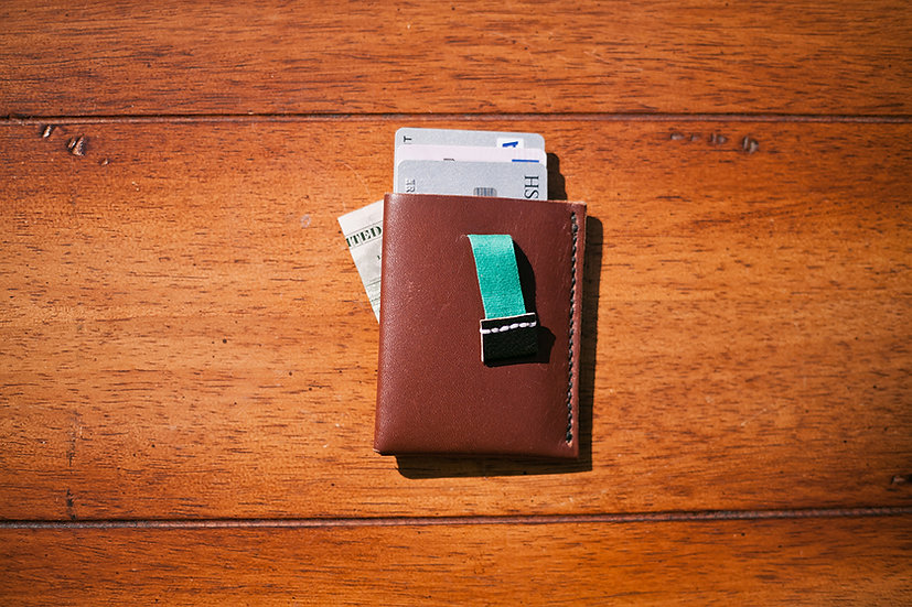 2-Pocket Slim Wallet