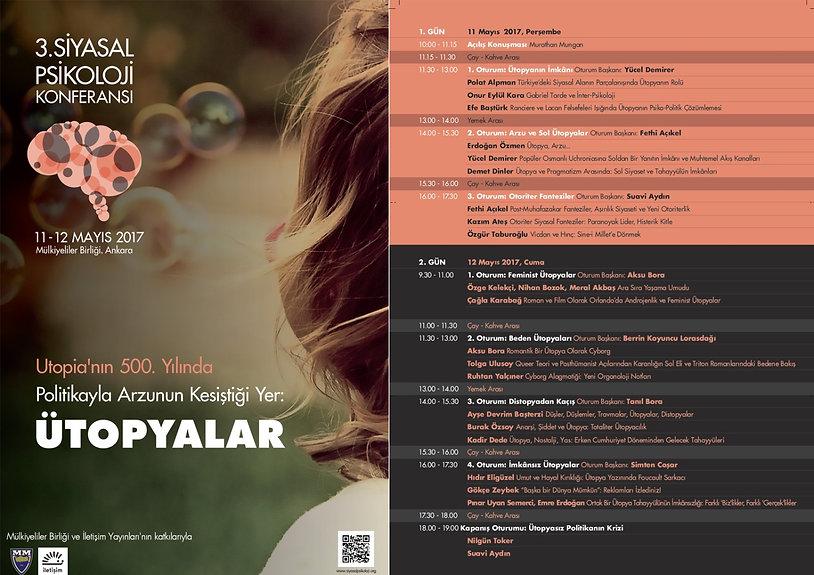 3. Siyasal Psikoloji Konferansı
