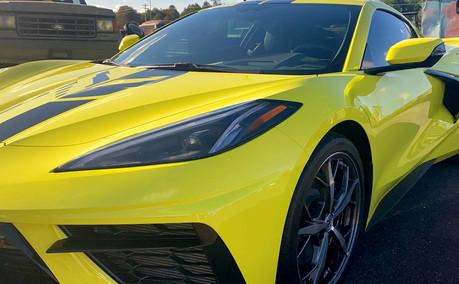 AZGP Auto Detailing - Yellow Corvette.jp
