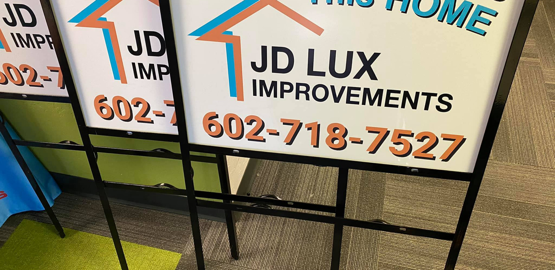 AZGP Metal Sign JD Lux.jpg