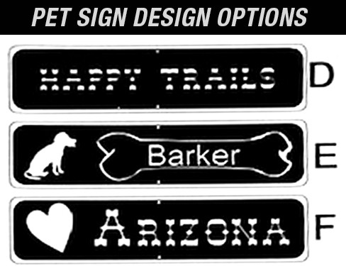 Happy Trail Pet Sign Design Samples.jpg
