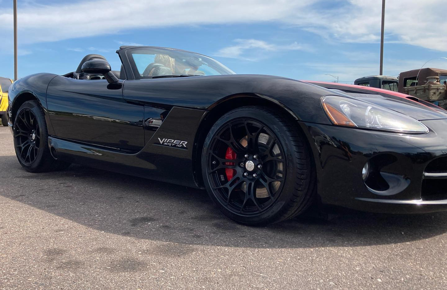 AZGP Auto Detailing Viper Right Side