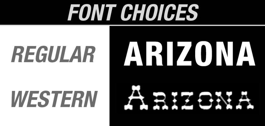 Happy Trail Font Choices Samples.jpg