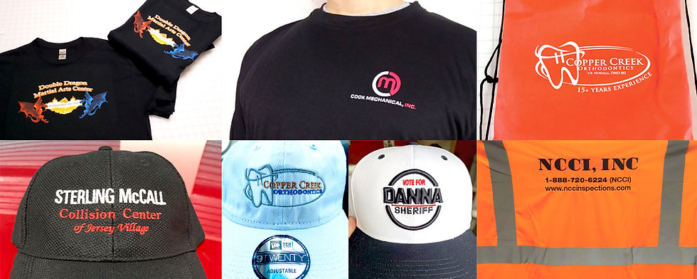 Arizona Graphic Pros Branded Apparel, Shirts, Hats