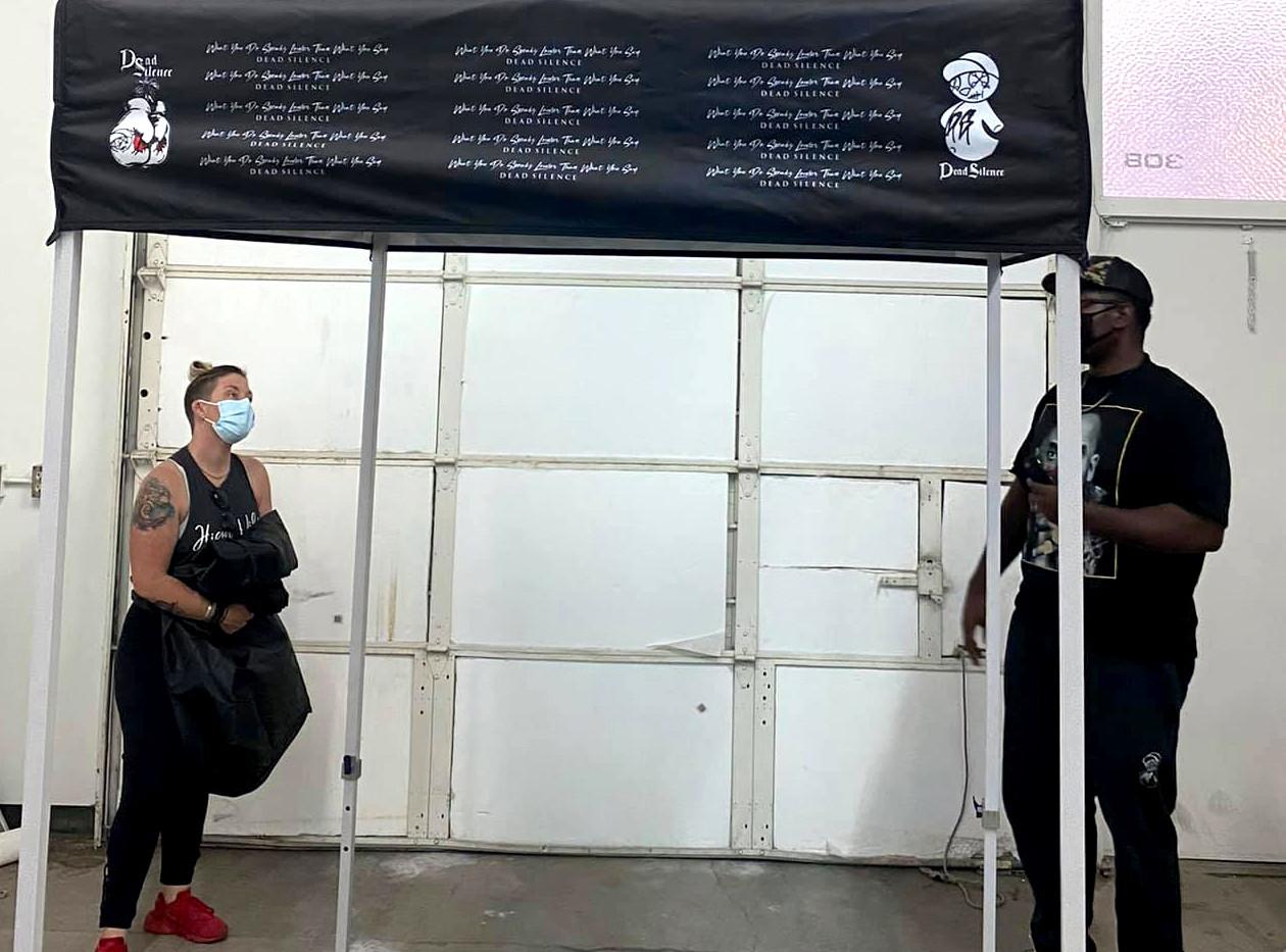 AZGP Branded Tent - Dead Silence.jpg