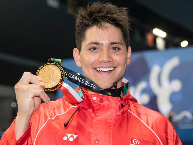 Asian Games 2018 Gold Medal