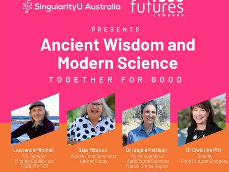 Food Futures X SingularityU Webinar
