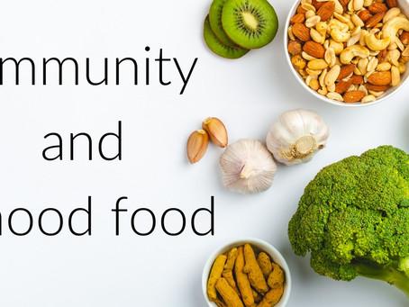 2021, Mood Food and Immunity