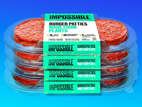 Featured Innovator: Impossible Foods