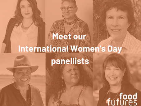 Meet our #IWD Panellists