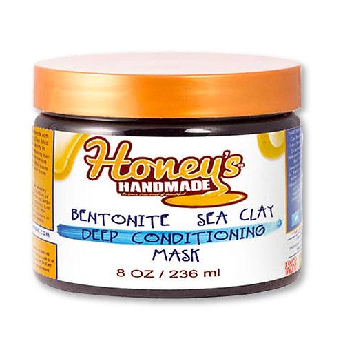 Bentonite & Sea Clay Deep Conditioning Mask