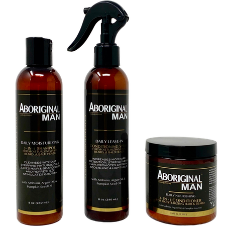ABORIGINAL MAN KING PACK