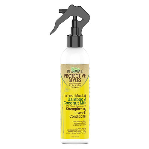 Intense Moisture™ Bamboo And Coconut Milk Strengthening Leave-In Conditioner 8oz
