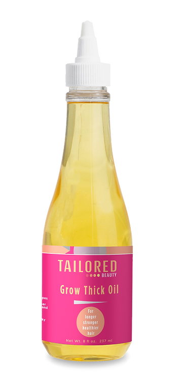 Tailored Beauty Grow Thick Oil