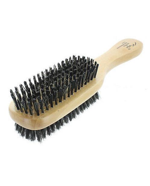 Hard/Soft Double Wave Brush