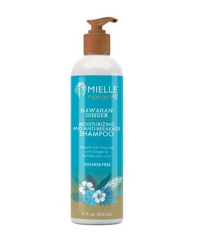 Mielle Moisture RX Hawaiian Ginger Moisturizing and Anti-Breakage Shampoo
