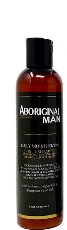 ABORIGINAL MAN DAILY MOISTURIZING SHAMPOO