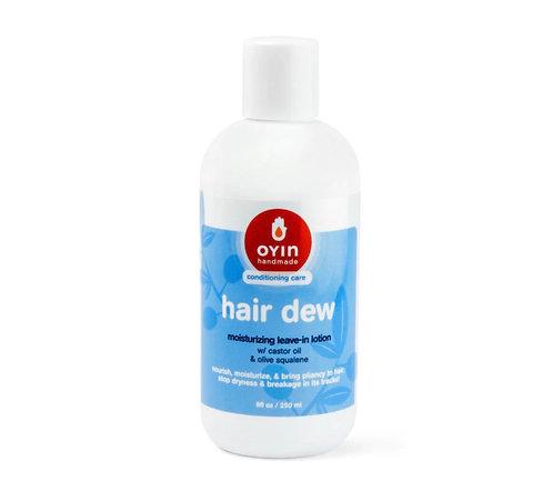 Hair Dew ~ moisturizing leave-in hair lotion