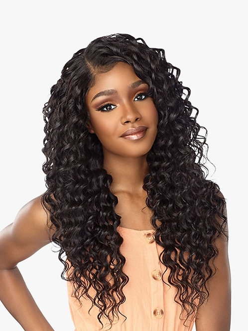 4×4 LACE CLOSURE + BUNDLE DEAL – DEEP 18″20″22″