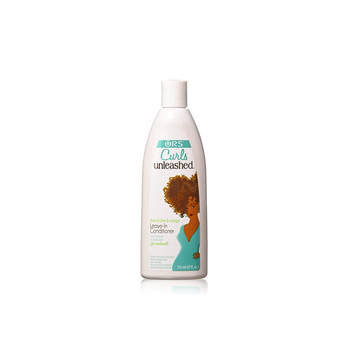 Curls Unleashed Shea Butter and Mango Leave-In Conditioner