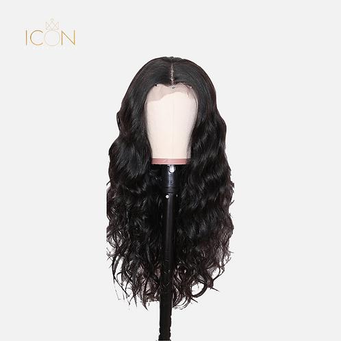 REIGN   Transparent Lace Frontal Wig
