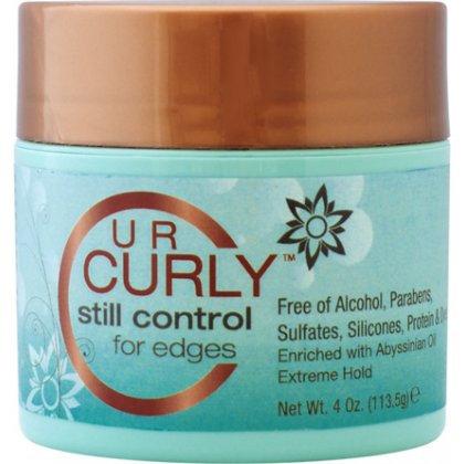 U R Curly: Still Control For Edges 4oz