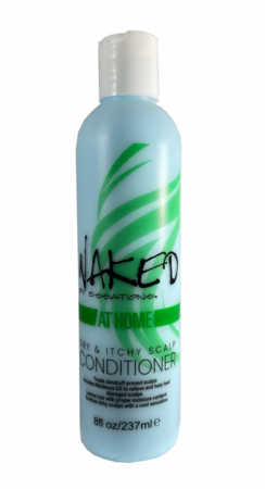 Naked by Essations Dry & Itchy Scalp Conditioner 8 oz