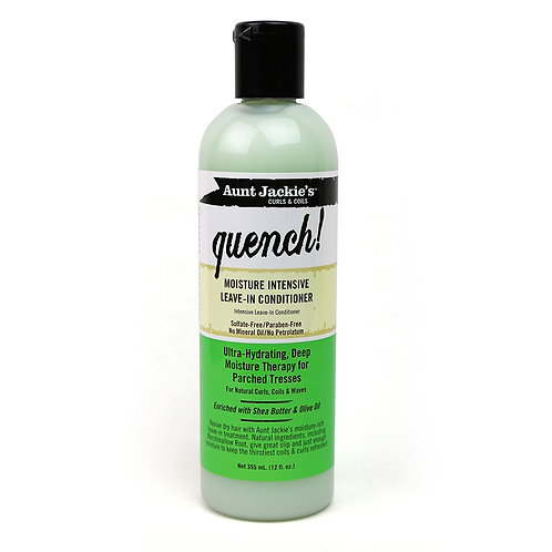 Quench – Moisture Intensive Leave-In Conditioner