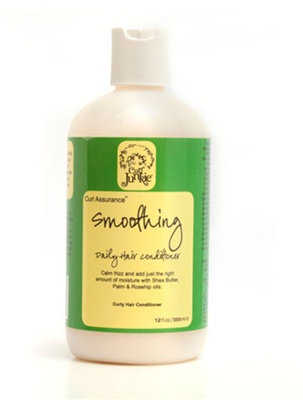 CURL ASSURANCE SMOOTHING DAILY HAIR CONDITIONER