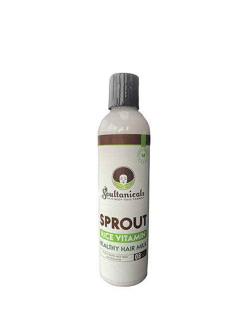 Soultanicals Sprout Rice Vitamin Healthy Hair Milk