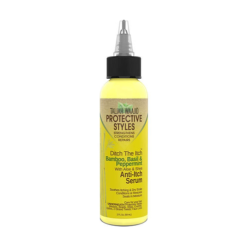 Ditch The Itch™ Bamboo, Basil And Peppermint Anti Itch Serum 2oz