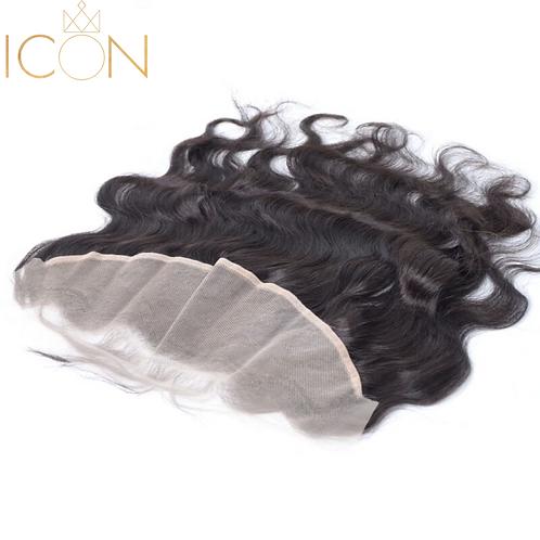 Malaysian Hair Swiss Lace Frontal | 15x6