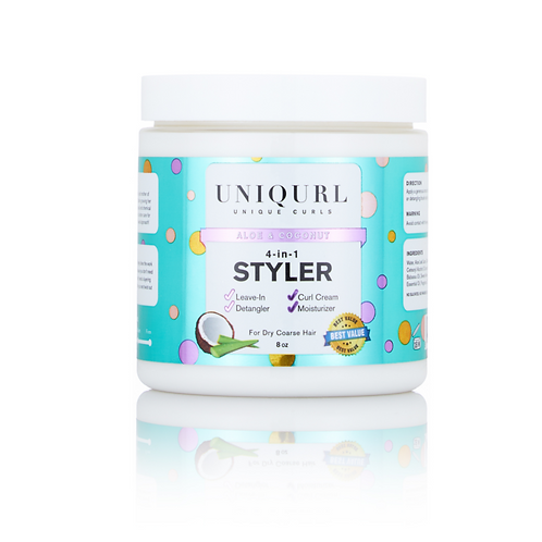 Aloe and Coconut 4-in-1 Styler