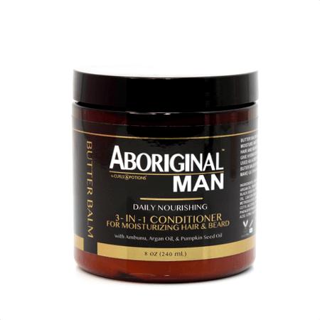ABORIGINAL MAN BUTTER BALM