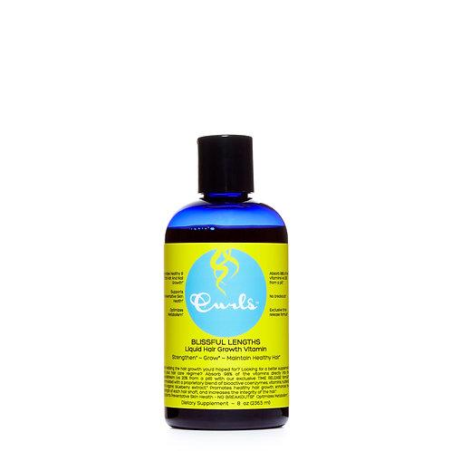 Blissful Lengths Blueberry Liquid Hair Growth Vitamin